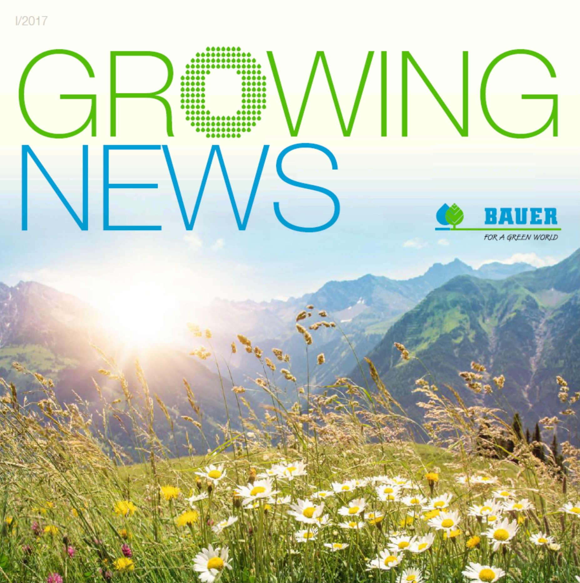 BAUER GROWING NEWS