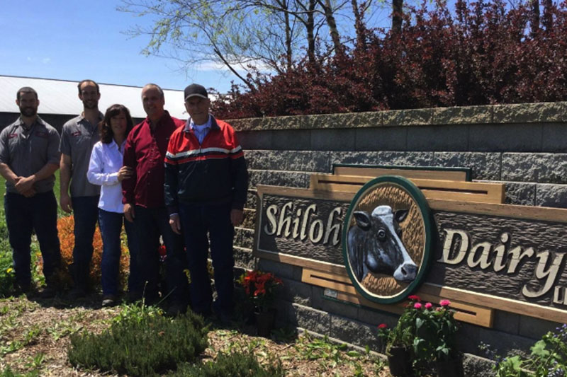 Shiloh Dairy Named Family Business of the Year